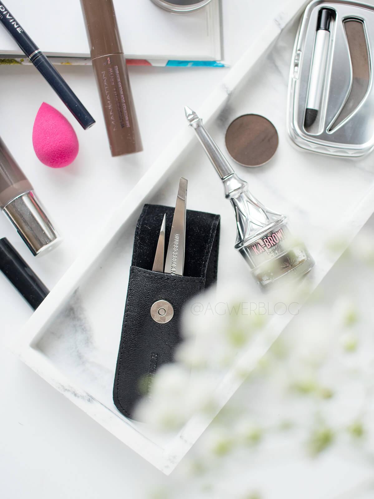 makijaż brwi jak wypełniać