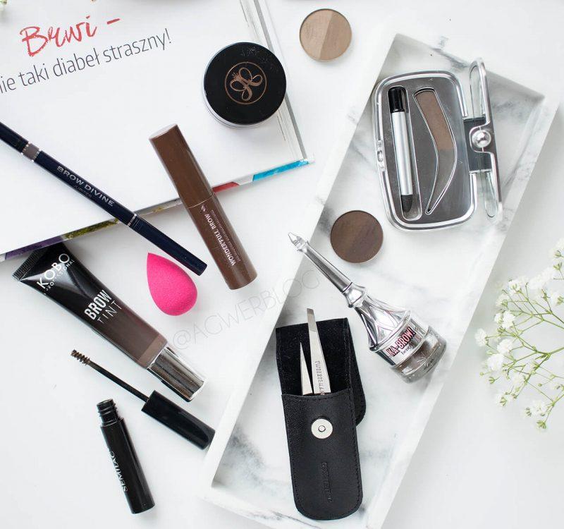 Makijaż brwi bez tajemnic – uniwersalne wskazówki, które uratują Ci życie