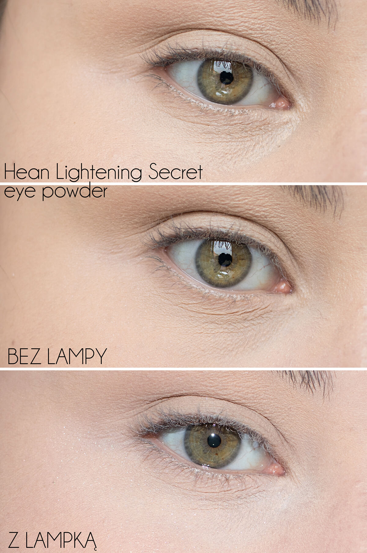 hean lightening secret