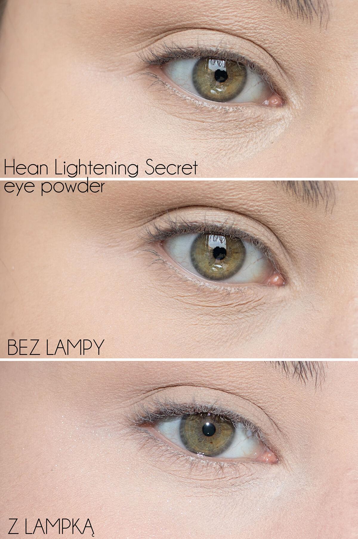 Puder Pod Oczy Hean Lightening Secret Agwerblog