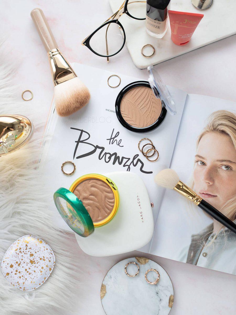 Jak opalić twarz bronzerem