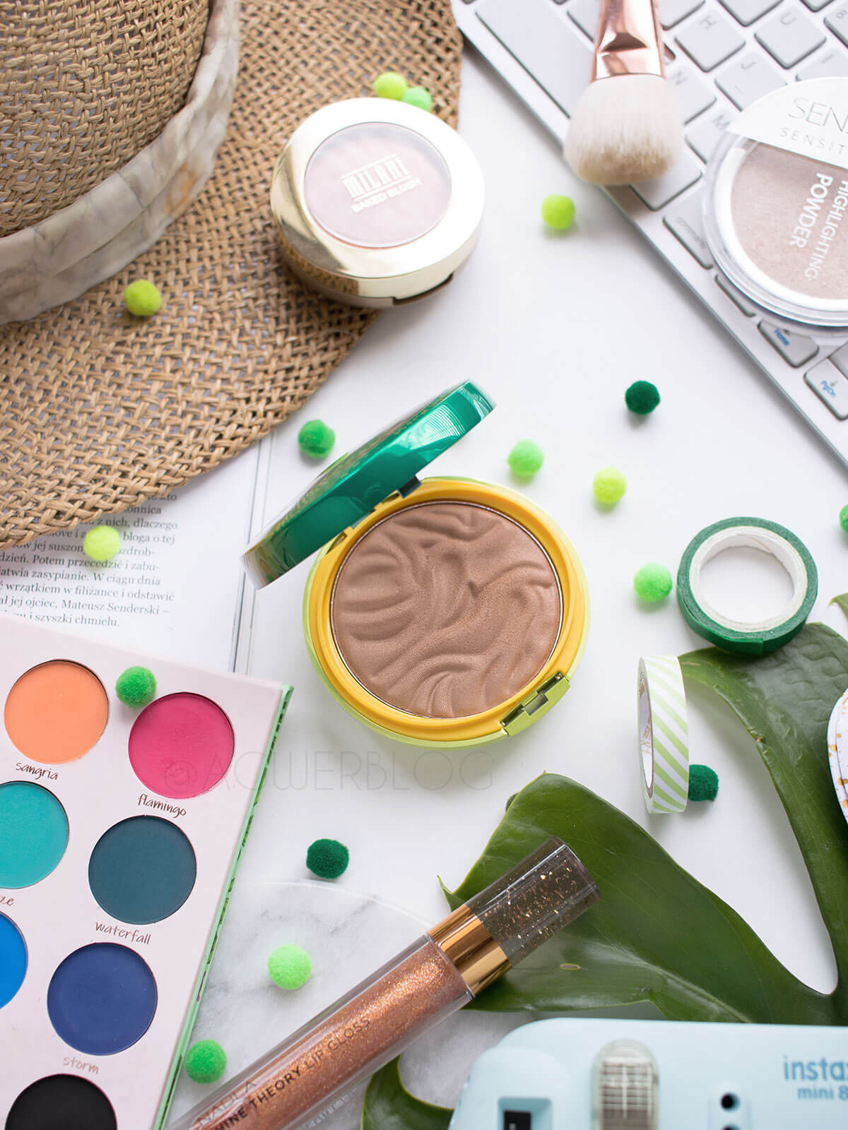 Physicians Formula Butter Bronzer blog