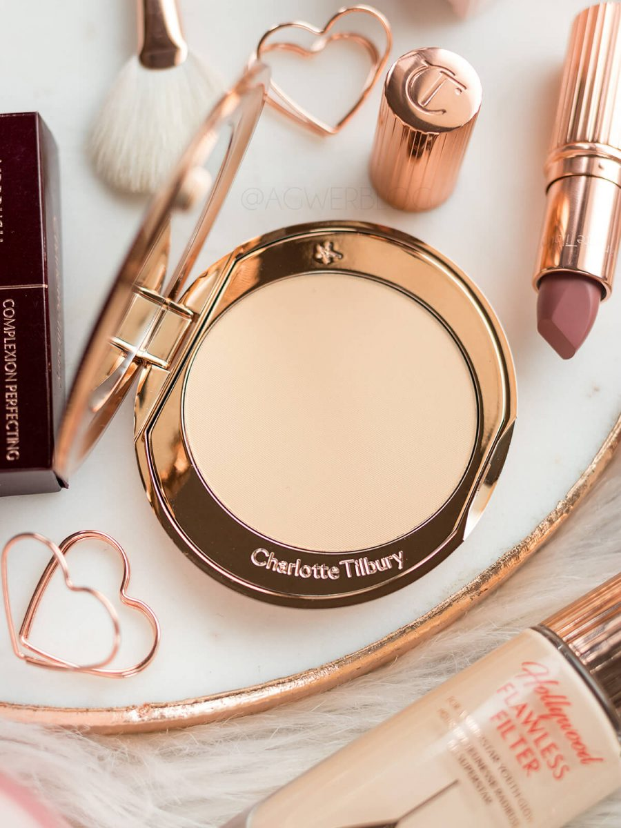 Charlotte Tilbury AirBrush Flawless Finish blog