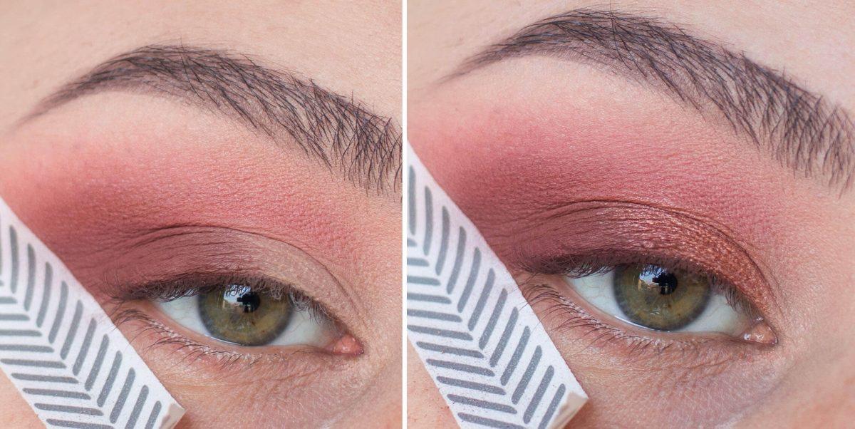 jak zrobić jesienny makijaż