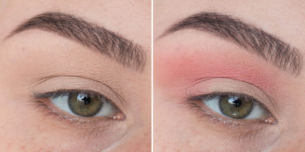 jesienny makijaż instrukcja