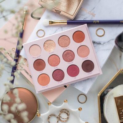 TOP 5: najlepsze palety do makijażu dziennego