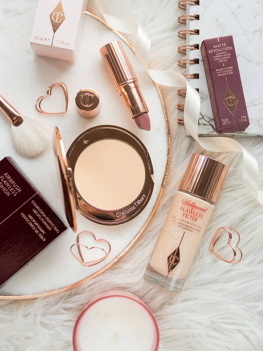Charlotte Tilbury AirBrush Flawless Finish opinie