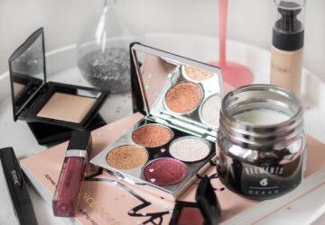 jak zrobić delikatny makijaż sylwestrowy