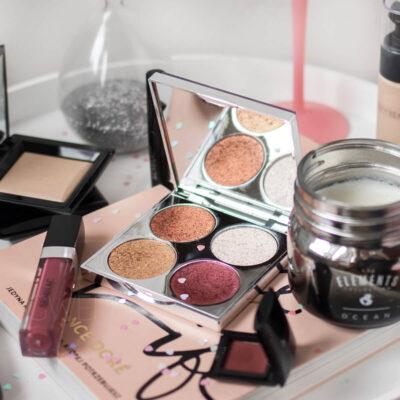 Jak zrobić delikatny makijaż sylwestrowy w 30 minut