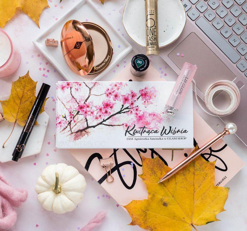 Ulubieńcy ostatnich tygodni – Glam shop, Golden Rose, Clochee