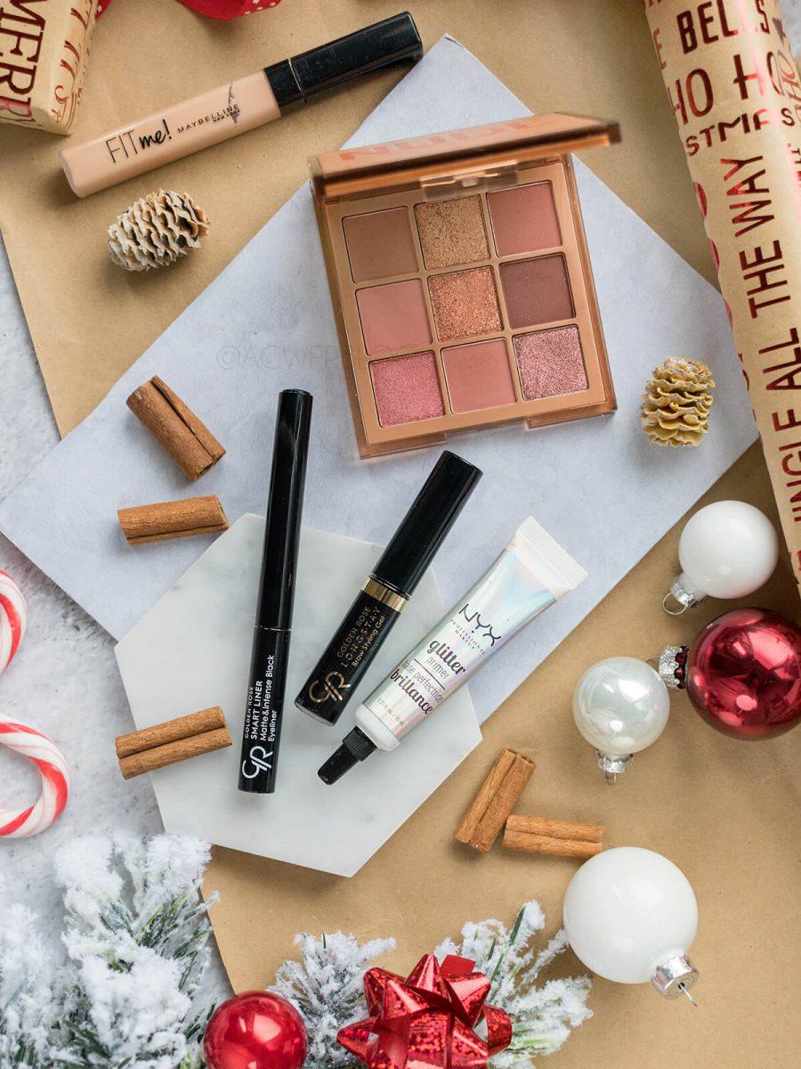 kosmetyki do makijażu świątecznego
