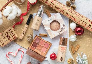 Makijaż świąteczny