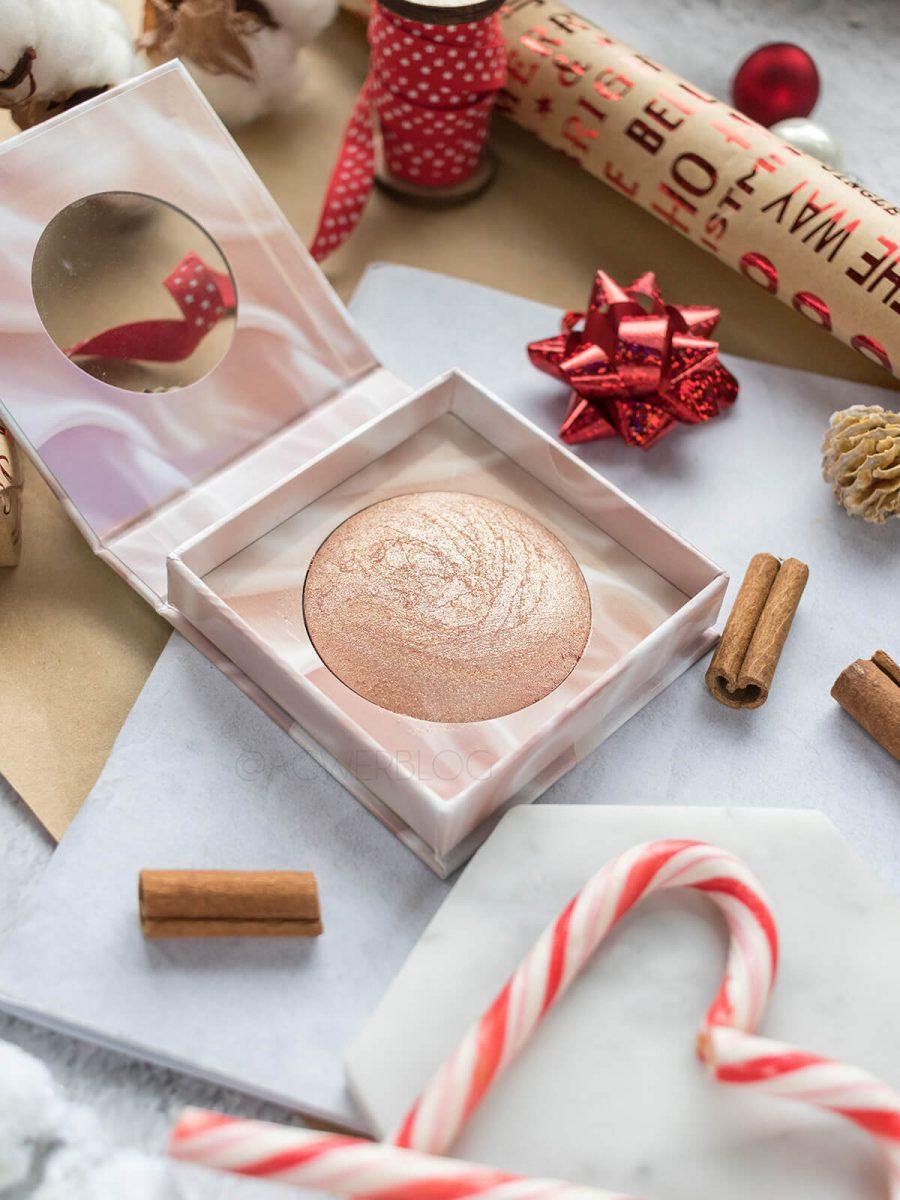 propozycja makijażu świątecznego