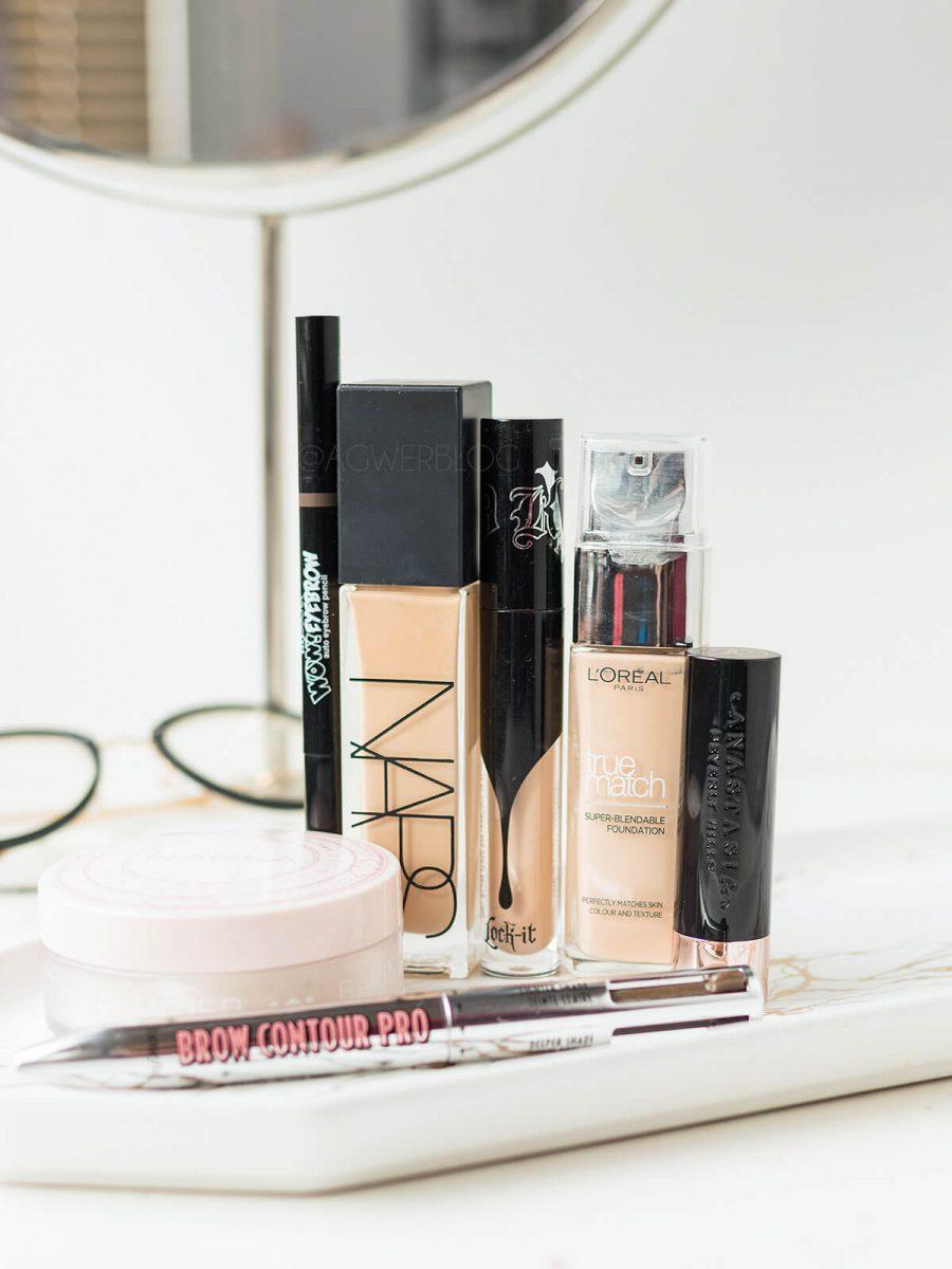Rozczarowania kosmetyczne 2019 blog