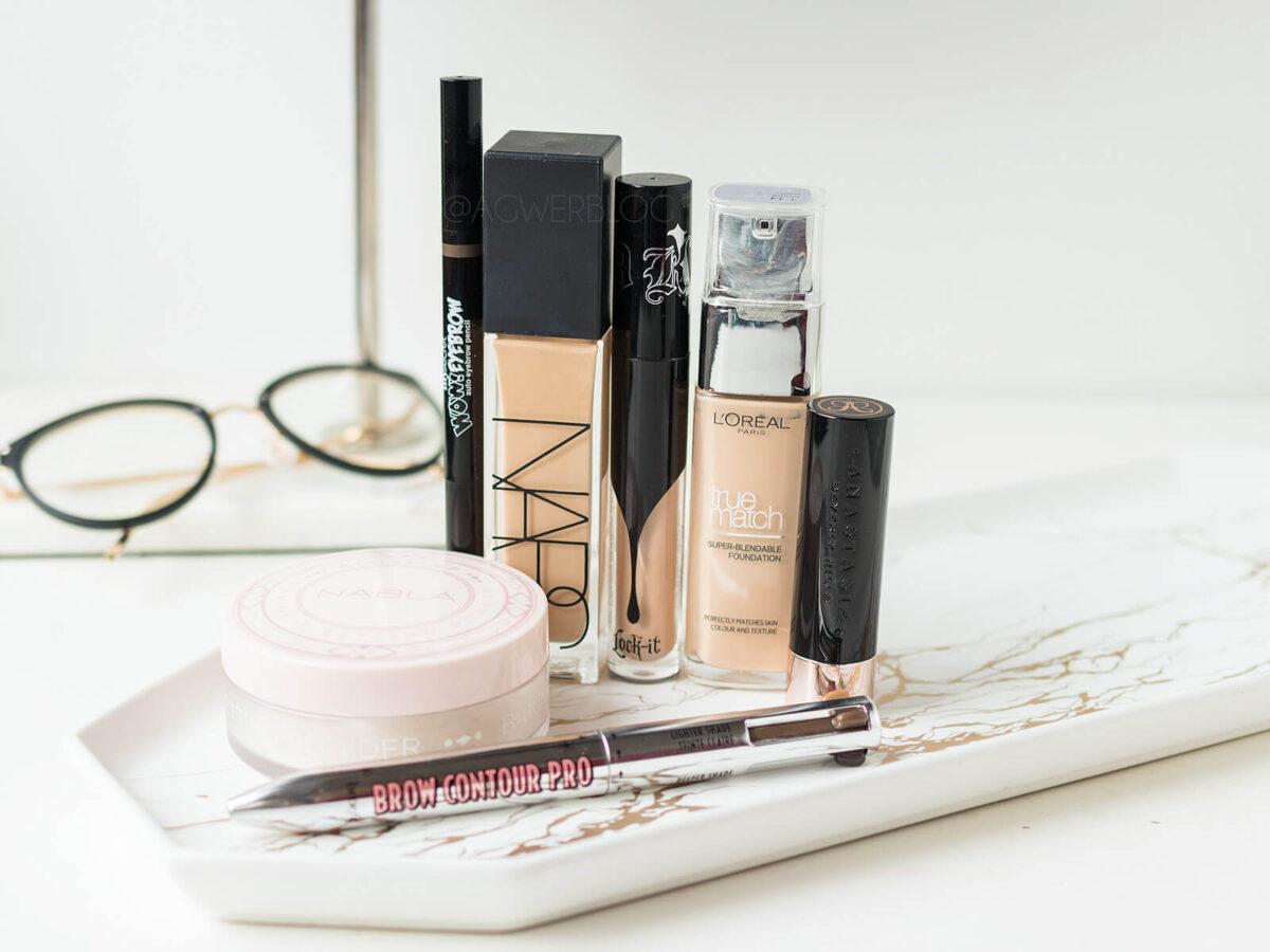 Rozczarowania kosmetyczne 2019