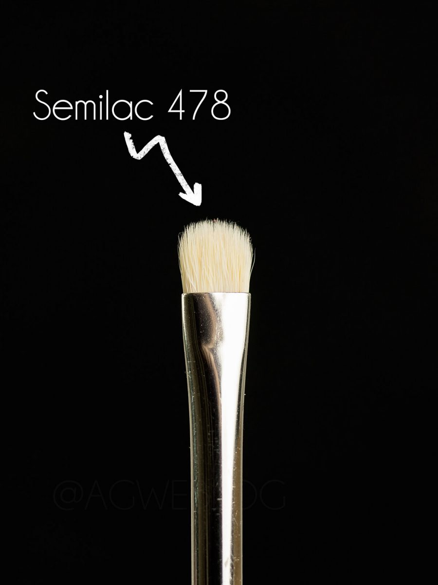 pędzel Semilac 478