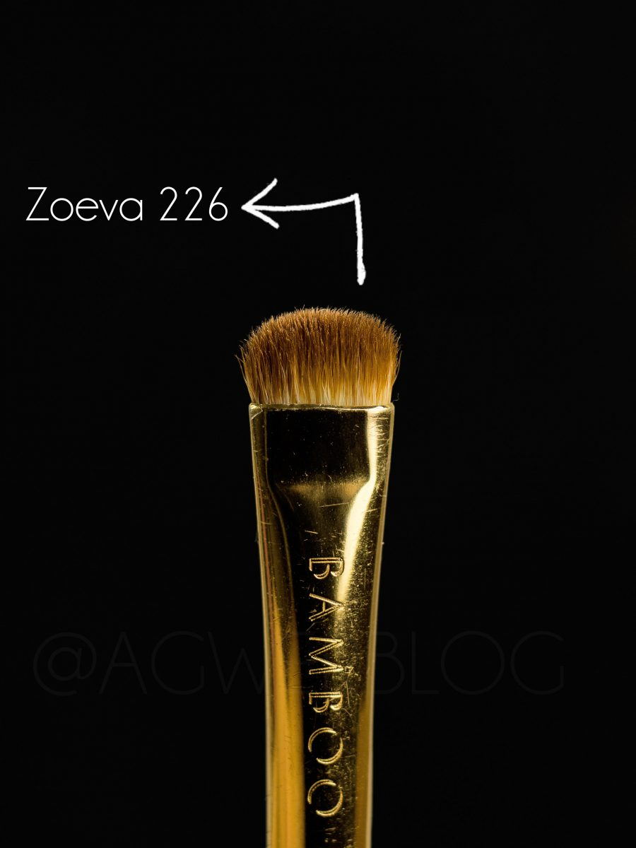 pędzle do zadań specjalnych Zoeva 226