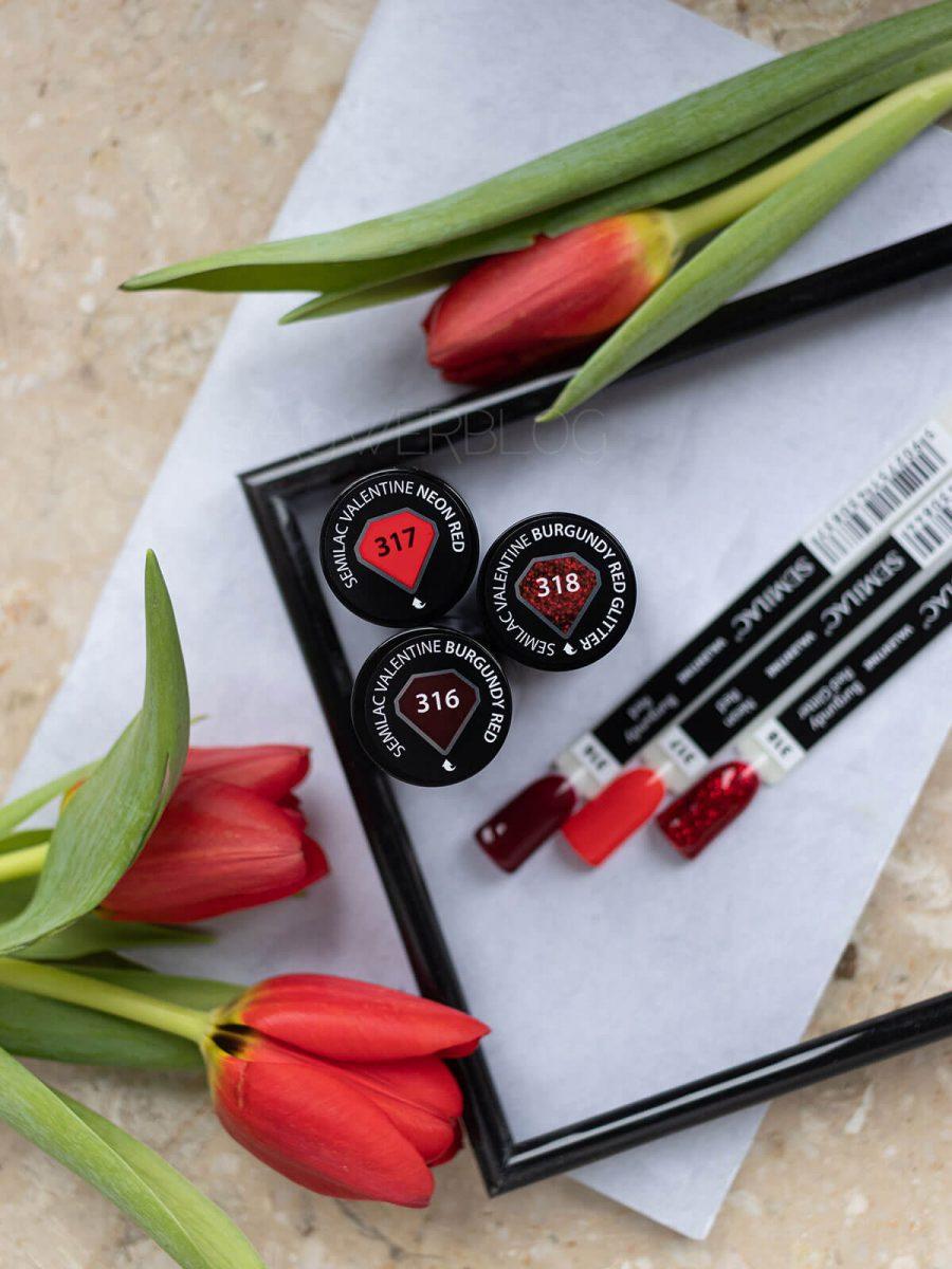 Semilac kolekcja Valentine opinie