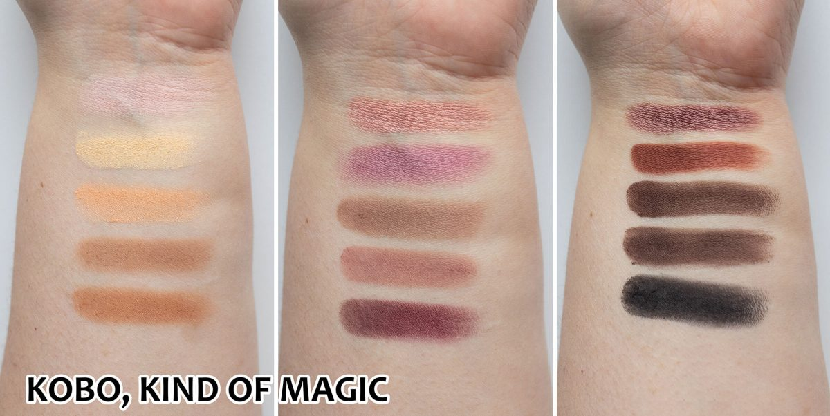 Kobo Kind of Magic blog