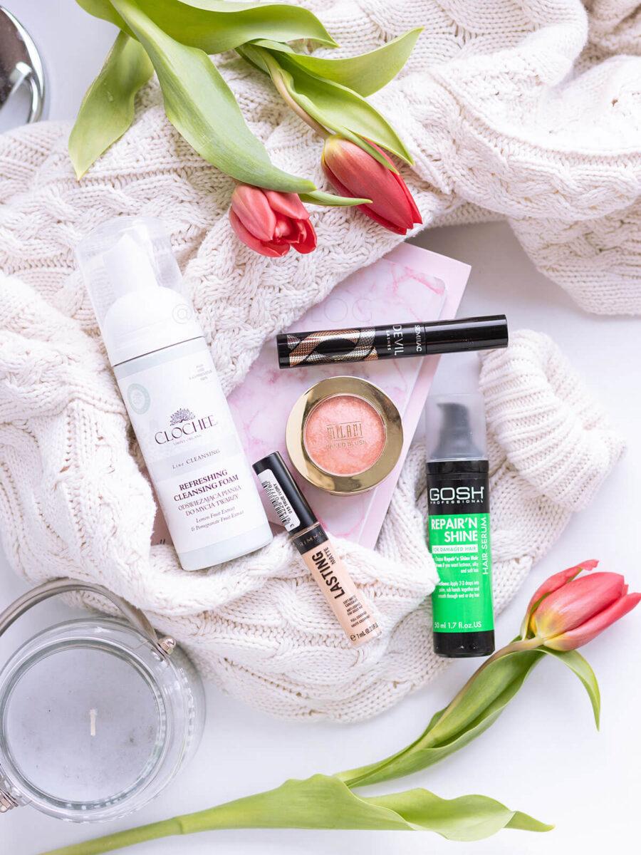 Ulubieńcy kosmetyczni stycznia 2020 blog
