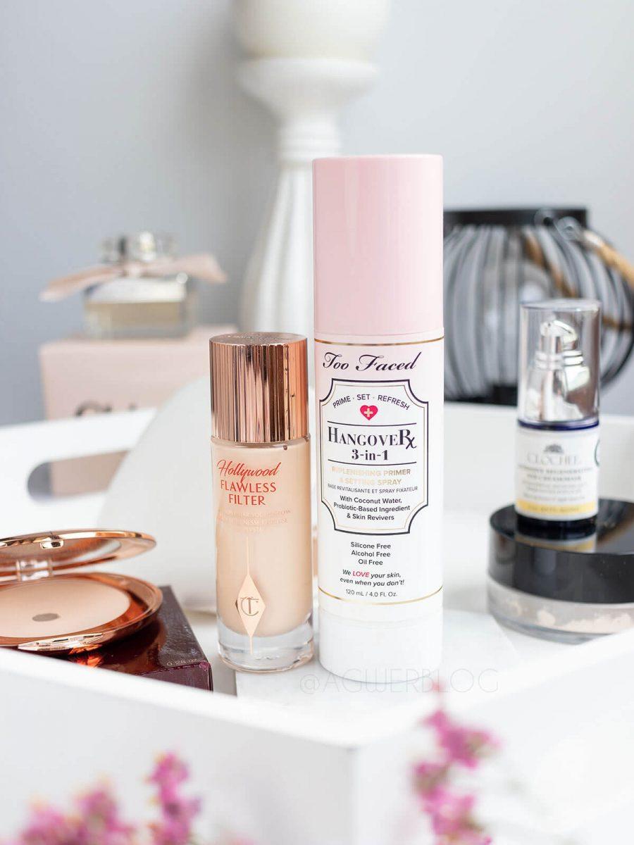drogie kosmetyki do makijażu