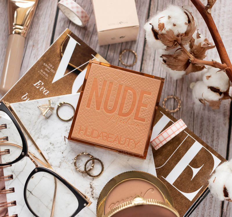 Huda Beauty Medium Nude Obsession