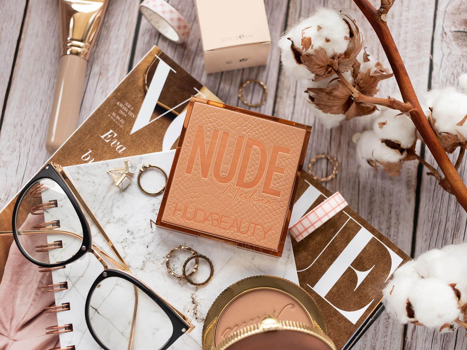 Huda Beauty Medium Nude Obsession