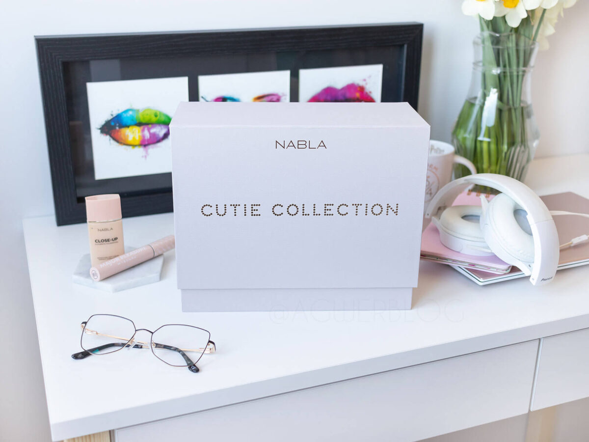 nabla cosmetics cutie collection