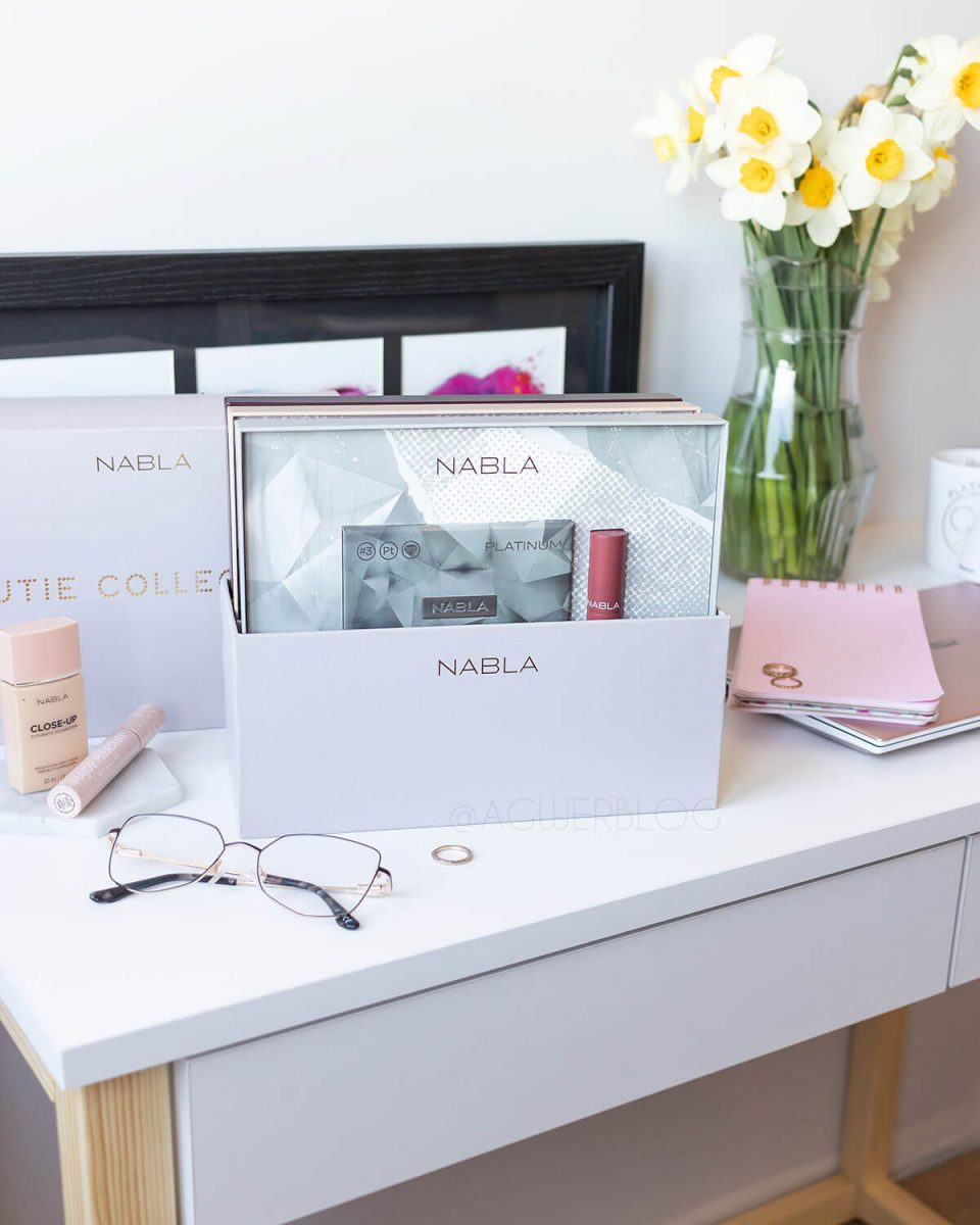 nabla cosmetics cutie collection blog