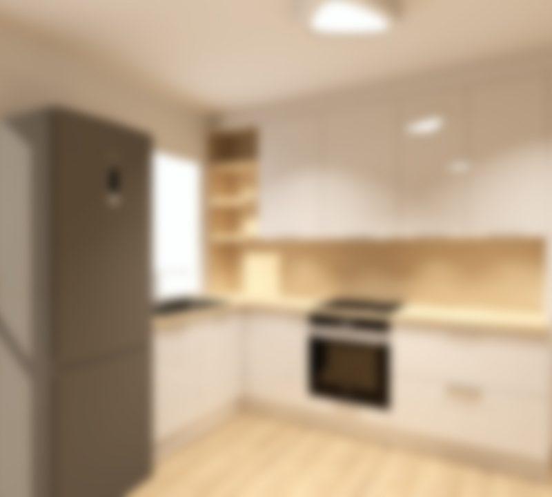 Moja mała kuchnia – zatwierdzony projekt