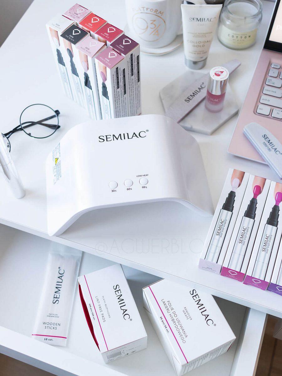 semilac one step hybrid recenzja