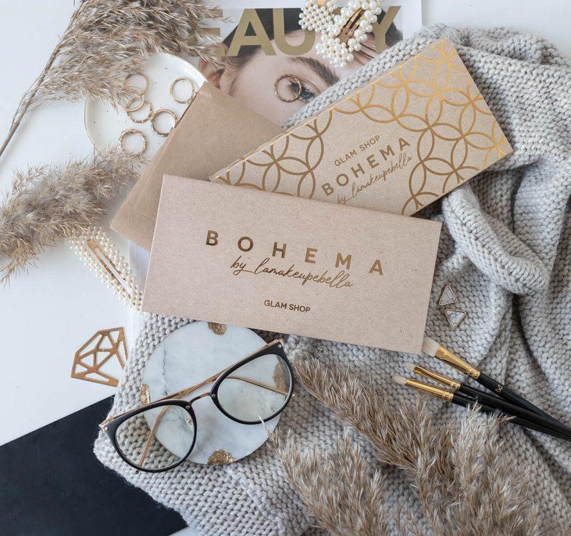 GlamBOX Bohema By Lamakeupebella