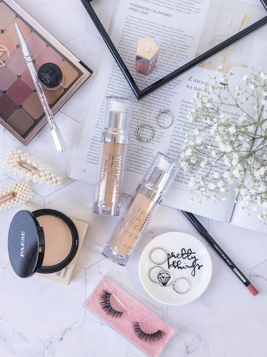 podkład makeup atelier paris recenzja