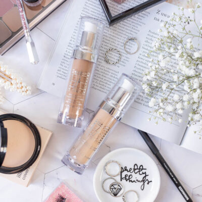 Podkład Makeup Atelier Paris - hit makijażystów! Kryjący podkład bez efektu maski!