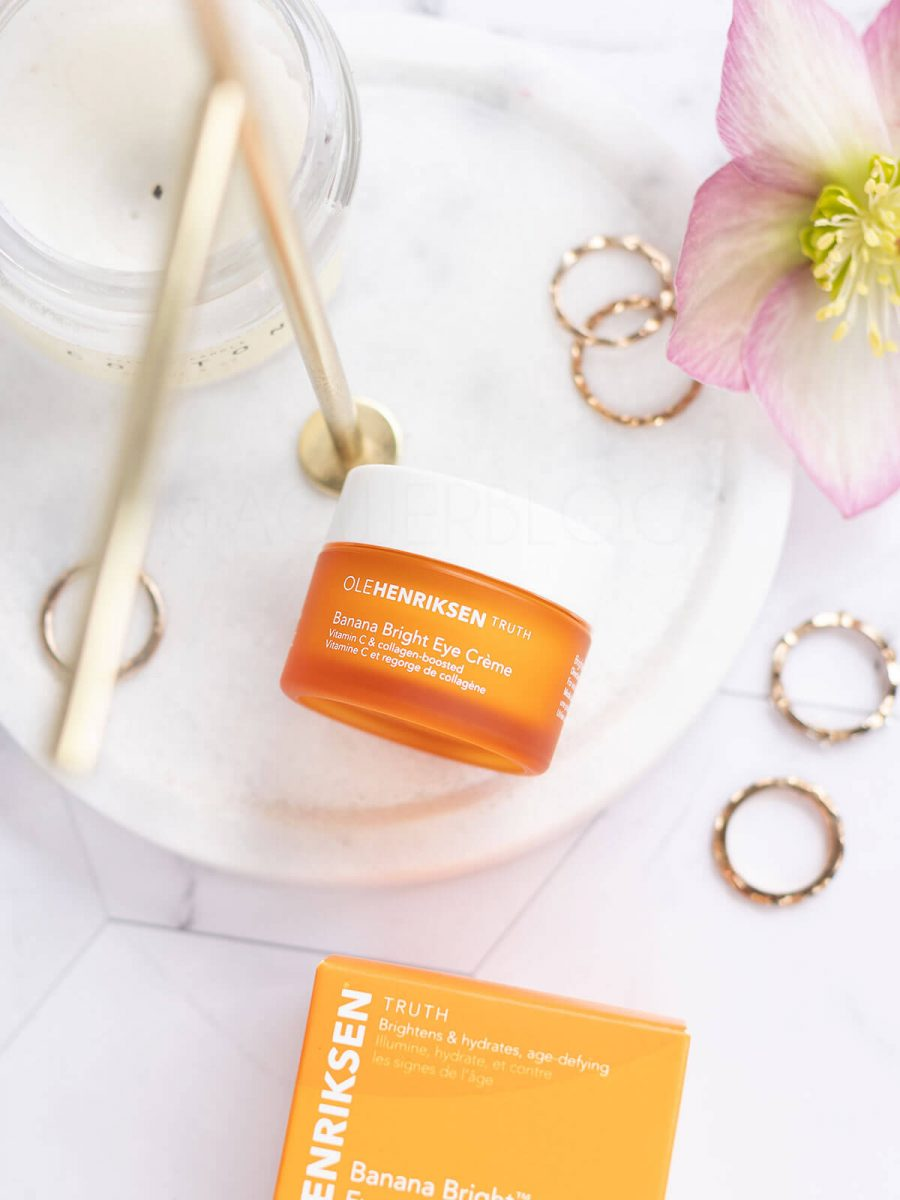 Ole Henriksen Banana Bright Eye Crème blog