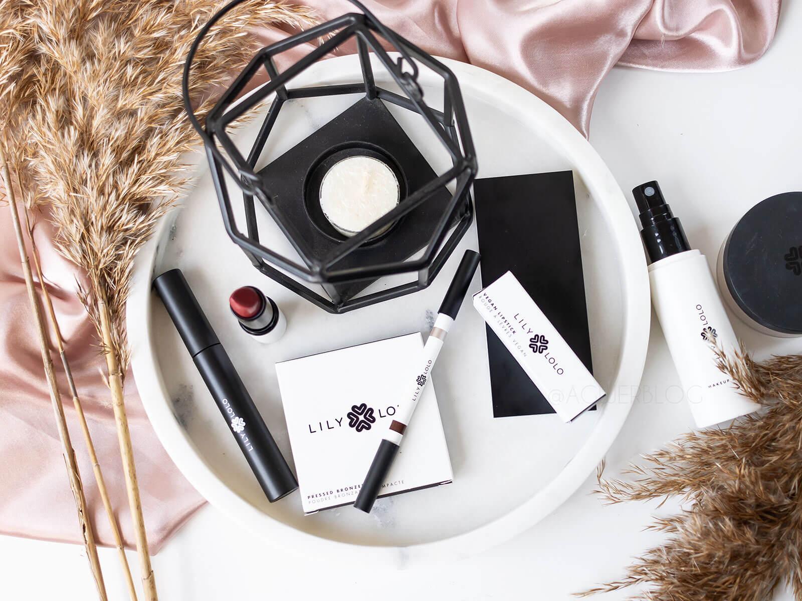 Wegański makijaż dzienny z Lily Lolo – lista sprawdzonych produktów!