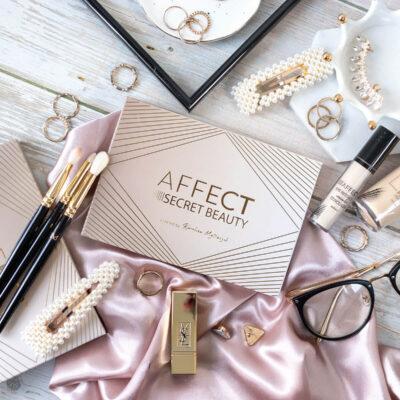Affect Secret Beauty by Karolina Matraszek - pierwsze wrażenia
