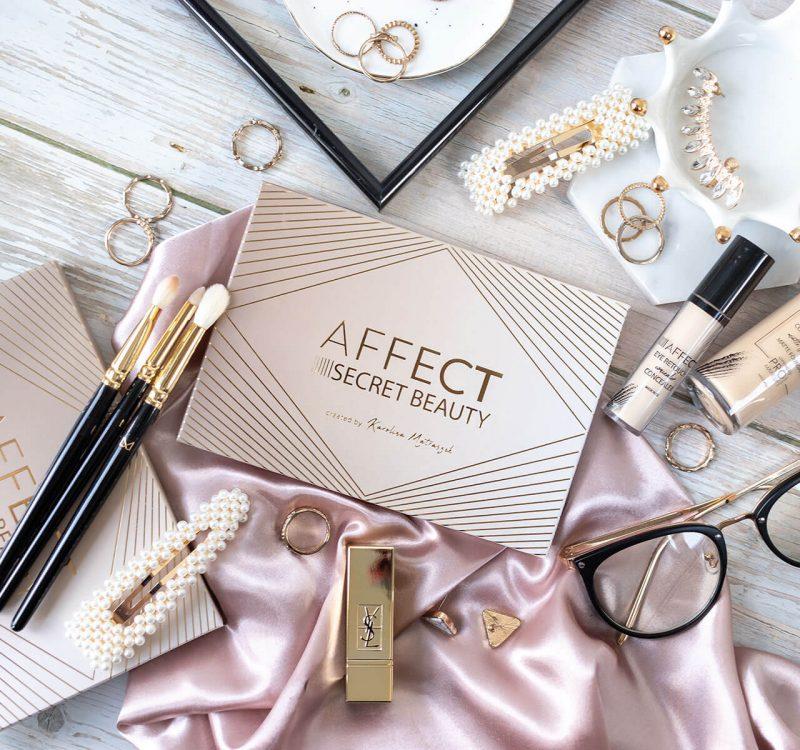 Affect Secret Beauty by Karolina Matraszek – pierwsze wrażenia