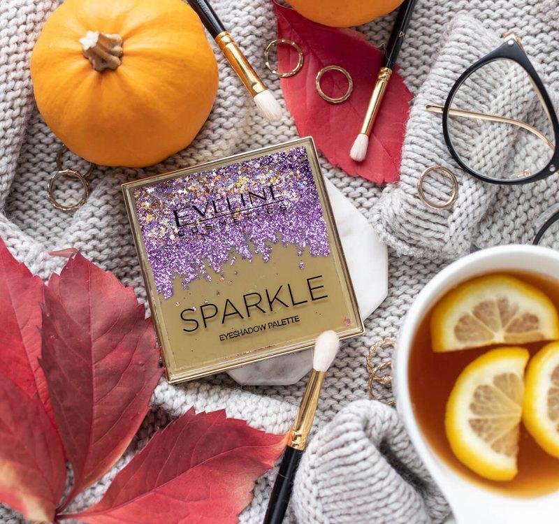 Eveline Sparkle – idealna paletka drogeryjna? Sprawdziłam to!