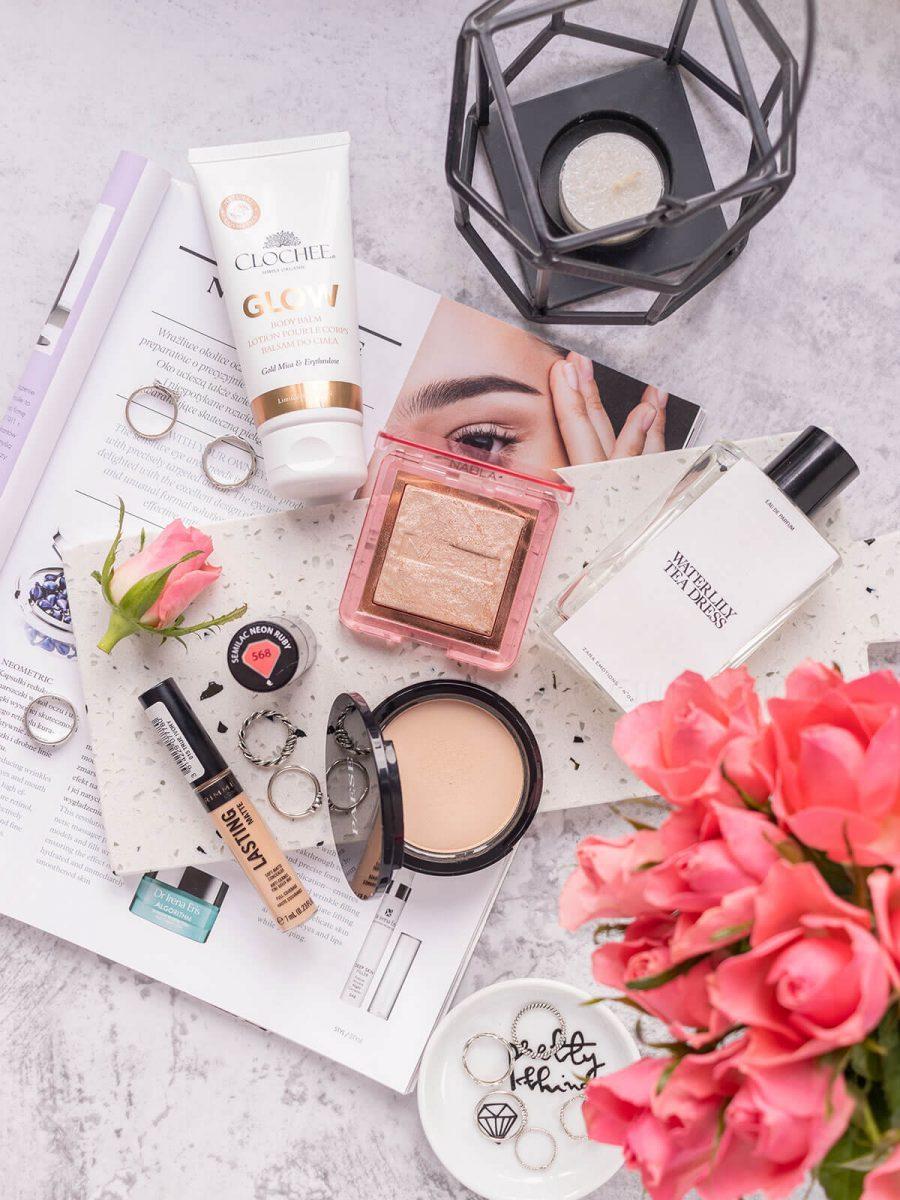 kosmetyki na lato 2020 blog