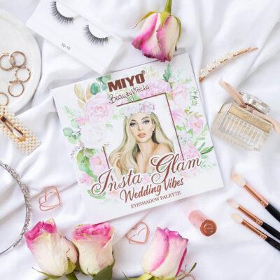 Insta Glam Wedding Vibes MIYO x BeautyVTricks