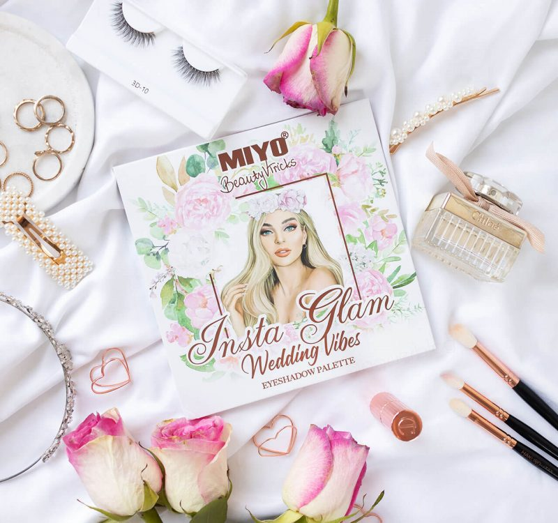 Insta Glam Wedding Vibes MIYO x BeautyVTricks