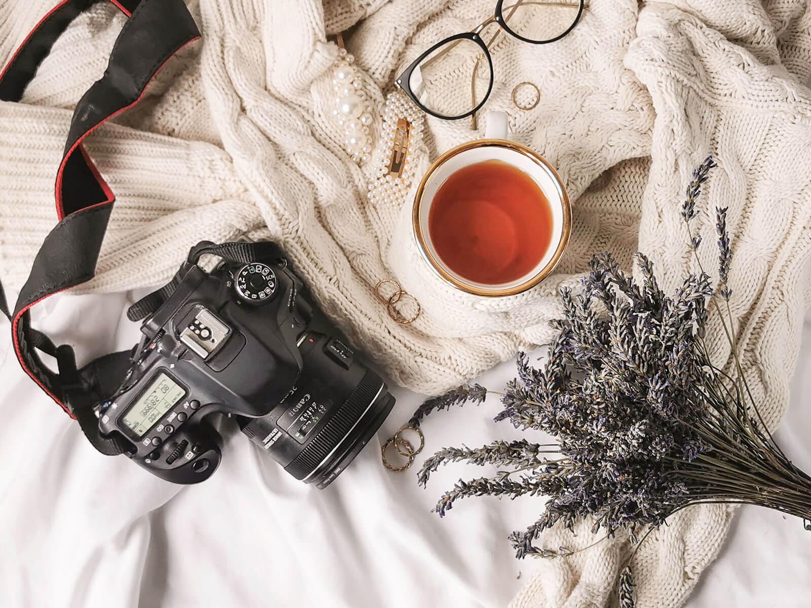 jak robić ładne zdjęcia jesienią