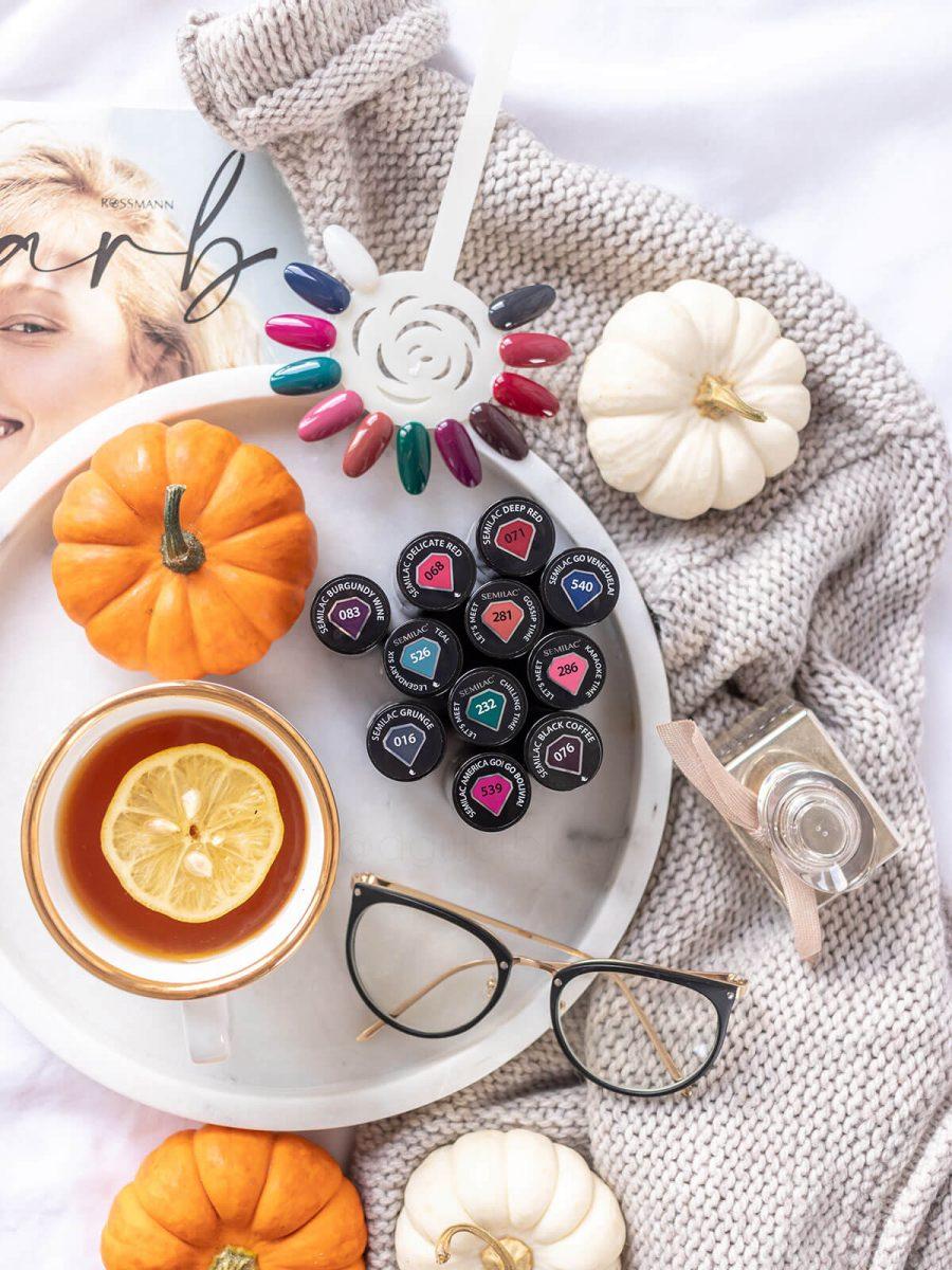 Lakiery na jesień blog