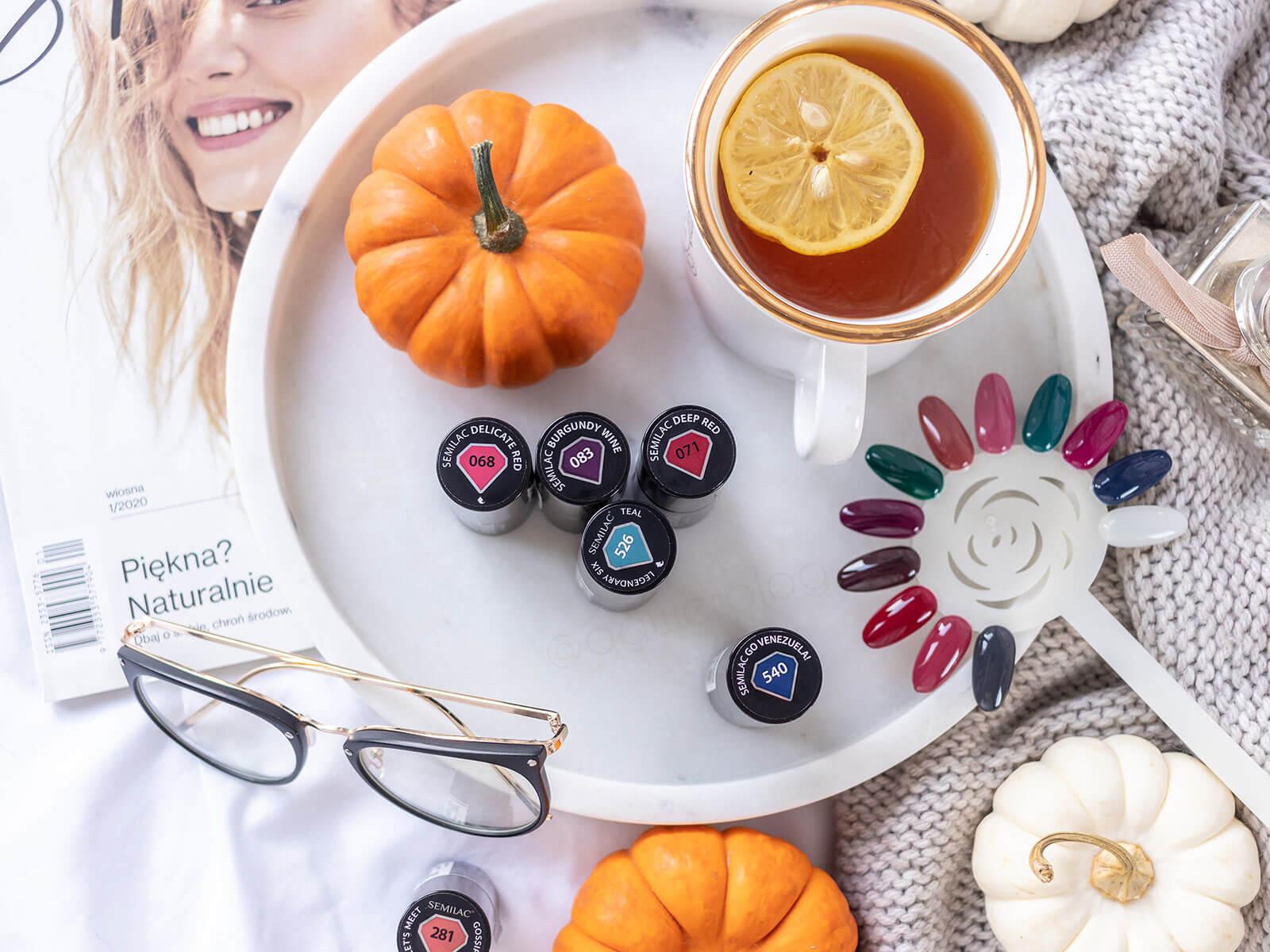 Lakiery na jesień 2020: 11 modnych kolorów!