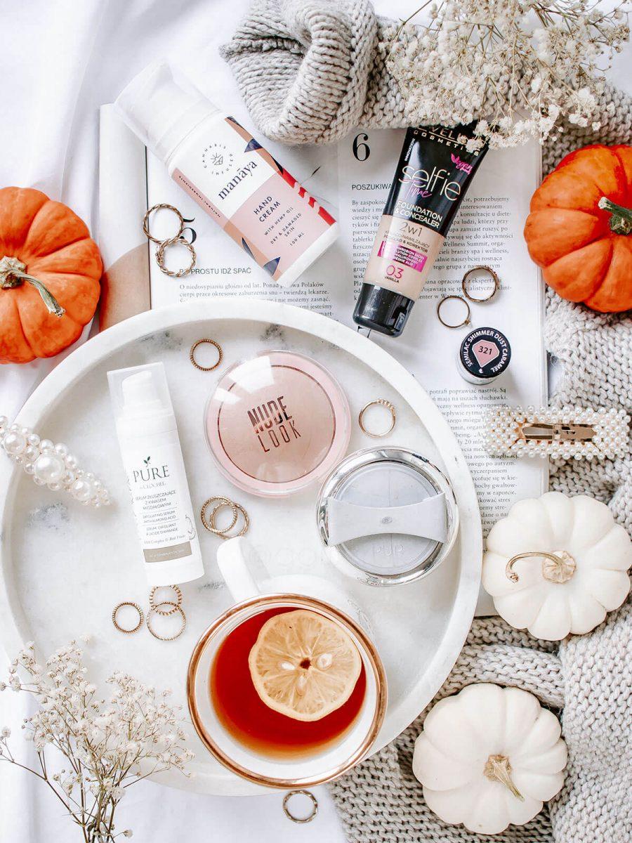kosmetyczni ulubieńcy września 2020