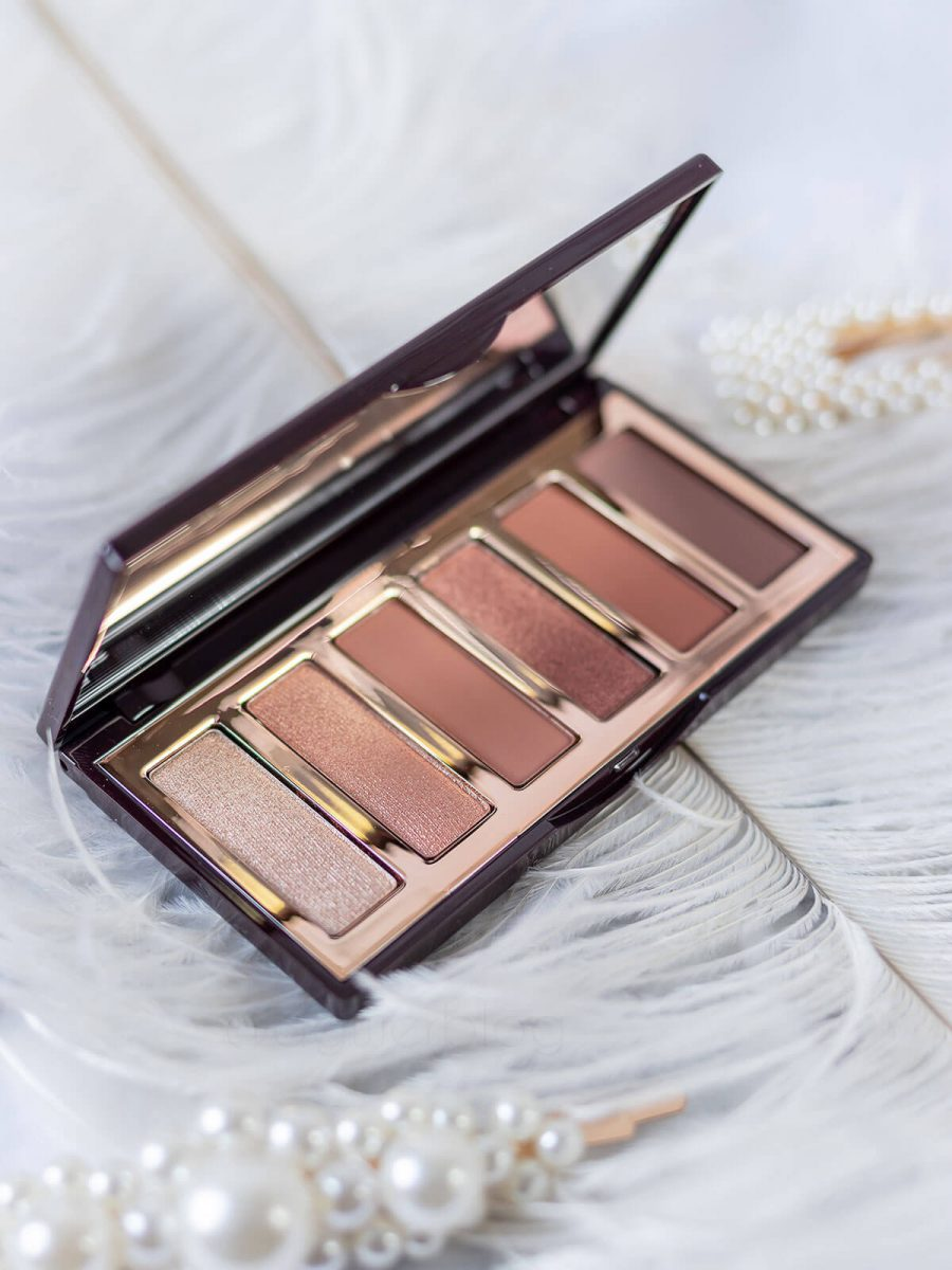 Charlotte Tilbury Easy Eye Palette blog