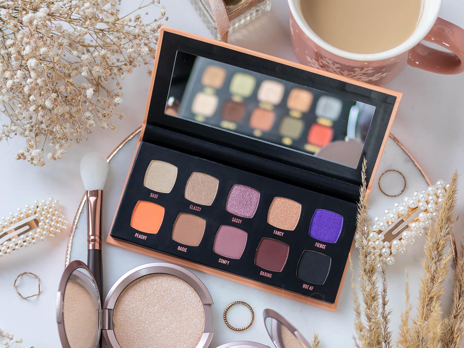 Nowe kosmetyki VAV Beauty: paletka, rozświetlacz i pędzelek