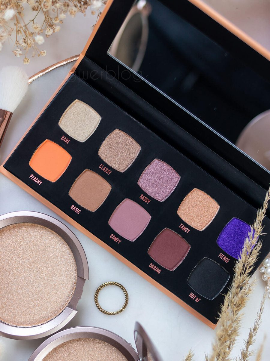 VAV BEAUTY The City palette
