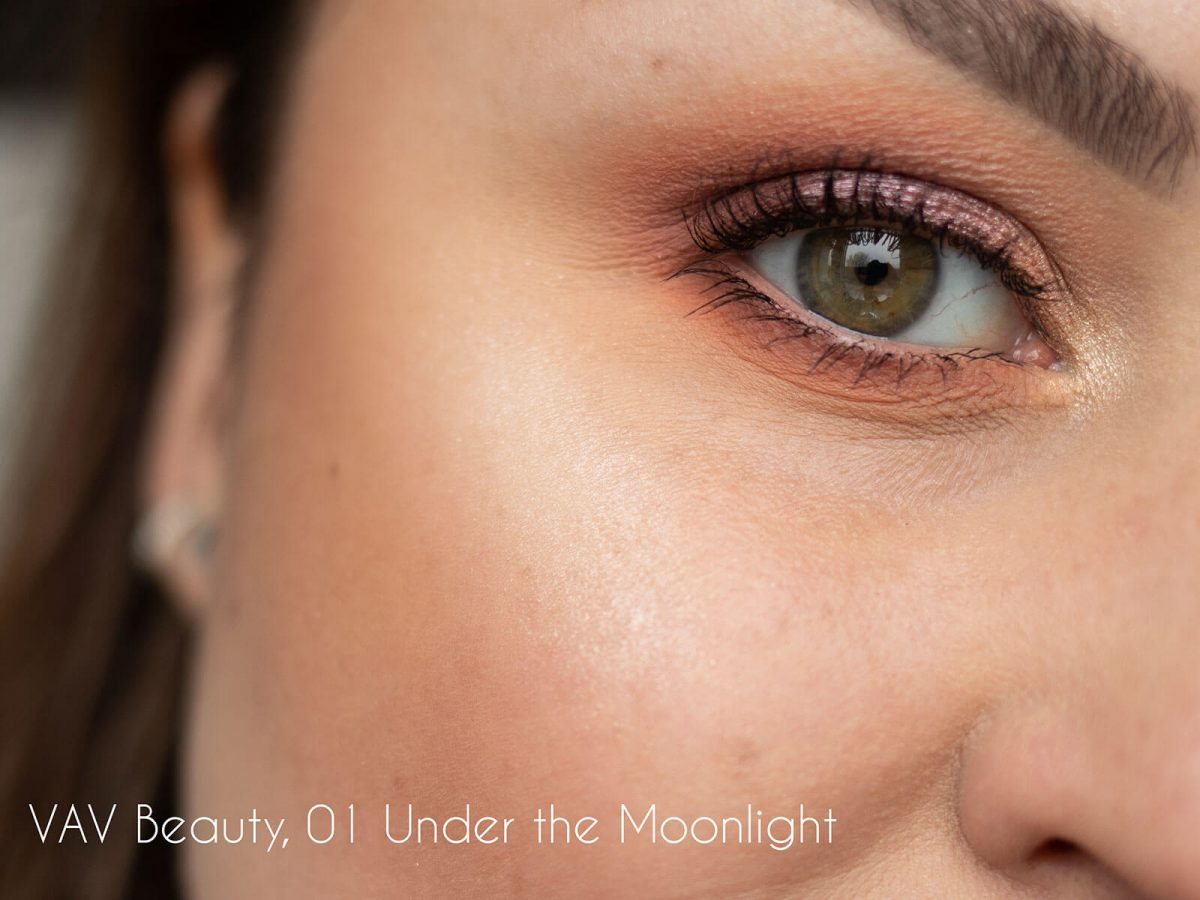 under the moonlight swatches